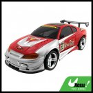 Toy - 1:18 Model Red High Power Radio Control Racing Car