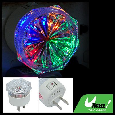 Colorful LED Night Light Lamp for Bedroom Baby Room