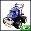 Master Truck High Power Radio Control Racing Car Toy Blue