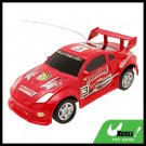 Toy - NO.3 Radio RC Remote Control 1:32 Super Fast Racing Car-Red