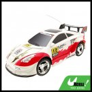 1:18 Model Red High Power Radio RC Remote Control Racing Car Toy