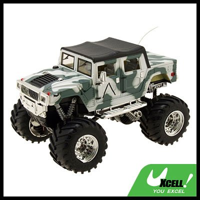 Toy -  High Speed 2 LED Radio Control RC Racing Car Kids Toy