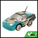 Toy Car Racing Mini Remote Control RC Speed Racer Sky Blue