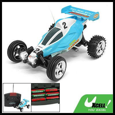 RC Remote Radio Control Kart Racing Car Children's Racer Toy