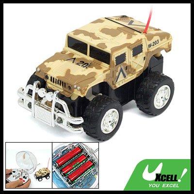 Remote Control RC Mini Humvee Toy Car