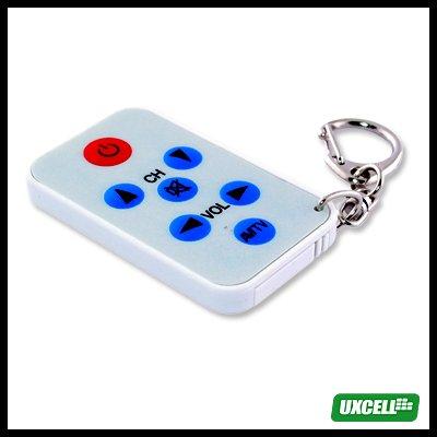 Mini Universal AV/TV Remote Control Keychain