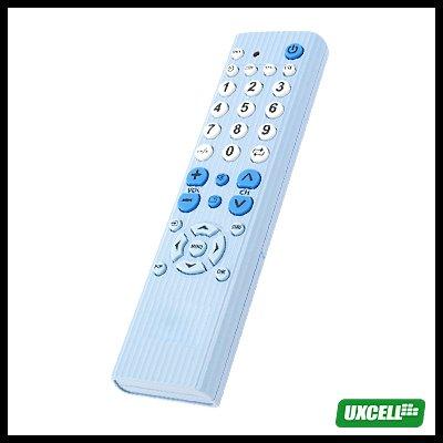 Universal TV Remote Controller all Brand TV set (M1E) Sky Blue
