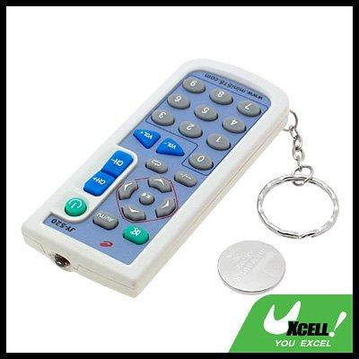 Advanced Mini Key Chain Universal TV Remote Control