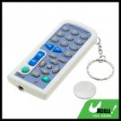 Advanced Mini Key Chain Universal TV Remote Control