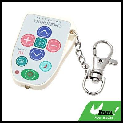 Mini Key Ring Universal TV Television Wireless Remote Control