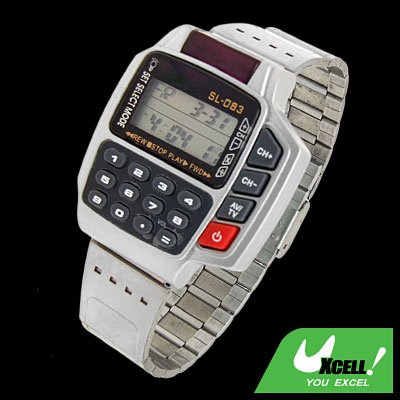 Functional Media Sets TV DVD Remote Control Watch