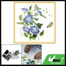 Trumpet Flower Counted Cross Stitch Cross-Stitch Kit