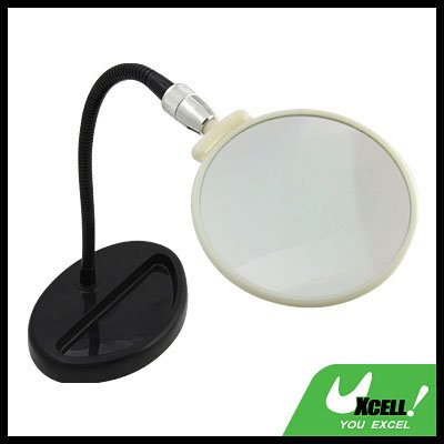 2X Power Table Flexible Neck Enlarge Increase Magnifier