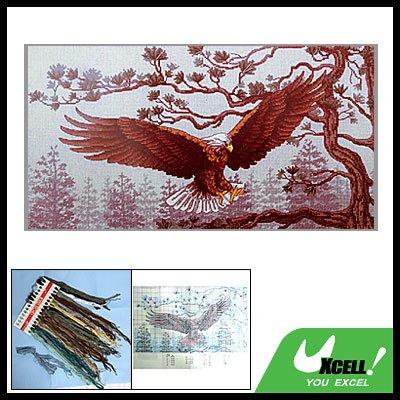 Eagle Pattern Counted Cross Stitch Cross-Stitch Kit