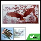 Eagle Pattern Counted Cross Stitch Cross-Stitch Kit
