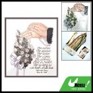 Wedding Pledge Counted Cross Stitch Cross-Stitch Kit