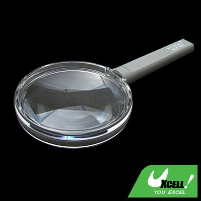 New 2.5X Magnifying Glass Hand Held Reading Magnifier