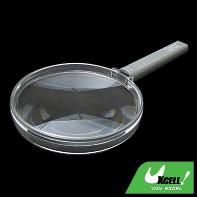 2X Magnifying Glass Reading Hand Held Magnifier