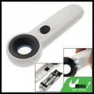 High Power 20X Lighted Magnifying Glass Hand Held Magnifier