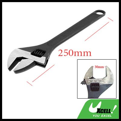"10"" Adjustable Shifting Spanner with Measurement Scale"