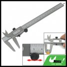5 Inch Dual Scale Metal Vernier Caliper Measuring Tool