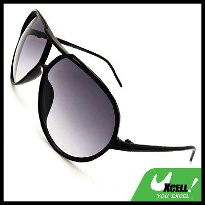 Classic Aviator Black Fashion Eyewear Sunglasses