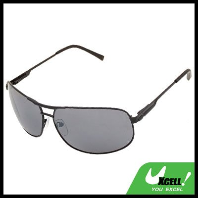 UV400 Protection Aviator Metal Frame Men Eyeglasses Sunglasses