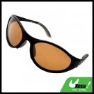 Brown Lens Polarized Sports Motorcycle Sunglasses