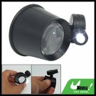 Illuminated 10X Magnifier LED Eye Loupe Repair Watches