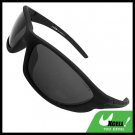 Holywood Shades Black Lens Black Frame Sport Woman Sunglasses