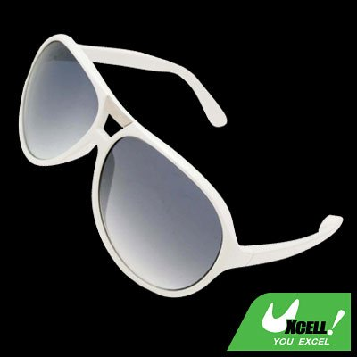 Navy Blue Lens Girl Ladies Eyewear Sports Sunglasses