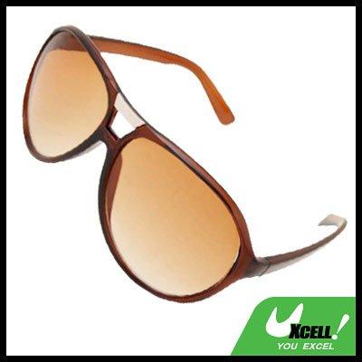 Sports Eyewear Brown Lens Girl Ladies Sunglasses