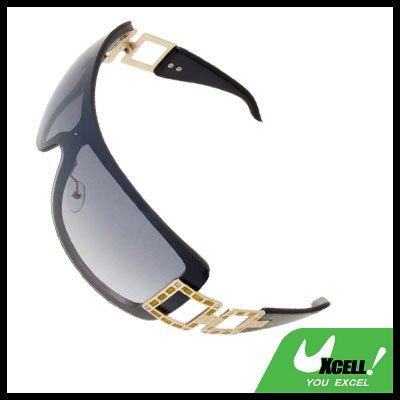 Black Frame Mens Boy's Cool Sports Sunglasses