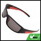 Black Polarized Sports Woman Man Sunglasses
