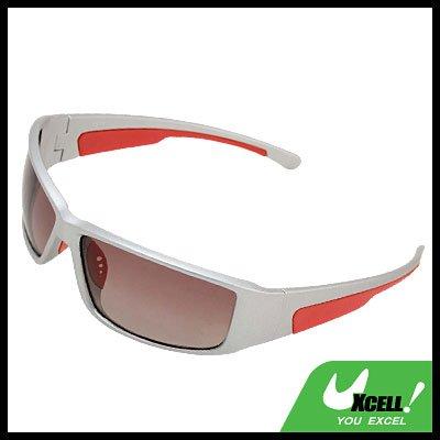 Polarized Sports Woman Man Silvery Frame Sunglasses
