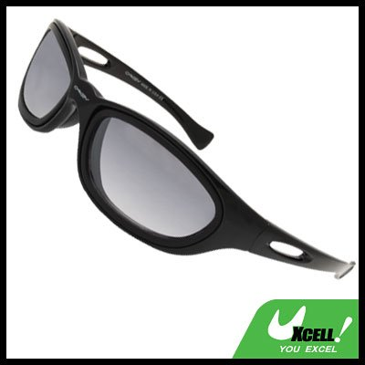 Black Frame Sports Night Vision Surfing Sunglasses