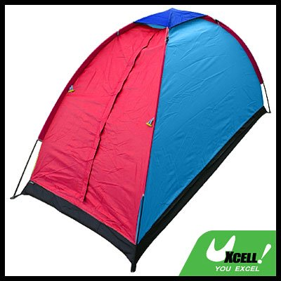Bright One Person Beach Camping Ultralight Outdoor Tent with Bag