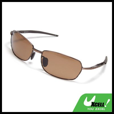 Cool Matrix Brown Lens Men Polarized Sports Sunglasses