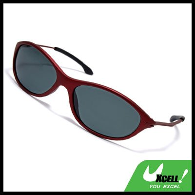Maroon Women Lady Polarized Fishing Sports Sunglasses