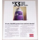 1971 Royal MH-30 Growth Retardant Color Print Ad