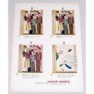 1948 Arrow Shirts Color Print Ad - 2nd 3rd 4th Floor