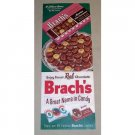 1954 Brach's Chocolate Miniatures Color Candy Print Ad