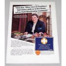 1938 Shell Dealer Vintage Color Print Ad - White Cross Of Cleanlines