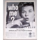 1962 Pennzoil Motor Oil Vintage Print Ad - Who Me?