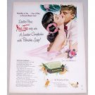 1949 Palmolive Soap Color Print Art Ad - Regardless Of Age