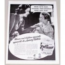 1937 Scotissue Toilet Tissue Vintage Print Ad - Your Quite Right