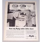 1948 Maytag Wringer Washer Vintage Print Ad - Here's My Maytag