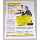 1949 Western Union Telegram Vintage Print Ad Attract Orders Fast
