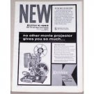 1957 Keystone K-109 Magna-Scope Projector Vintage Print Ad