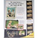 1948 Kodak Kodachrome Color Film Color Print Ad